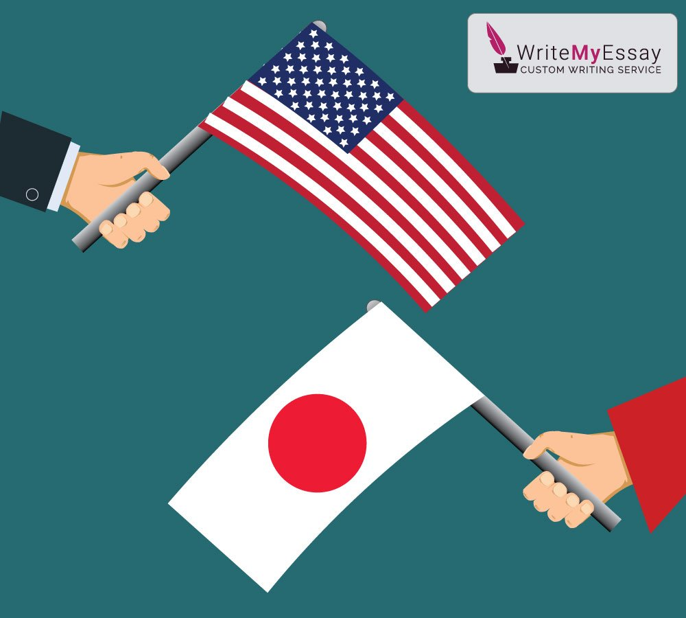 How do American and Japanese popular cultures intertwine with each other? essay sample