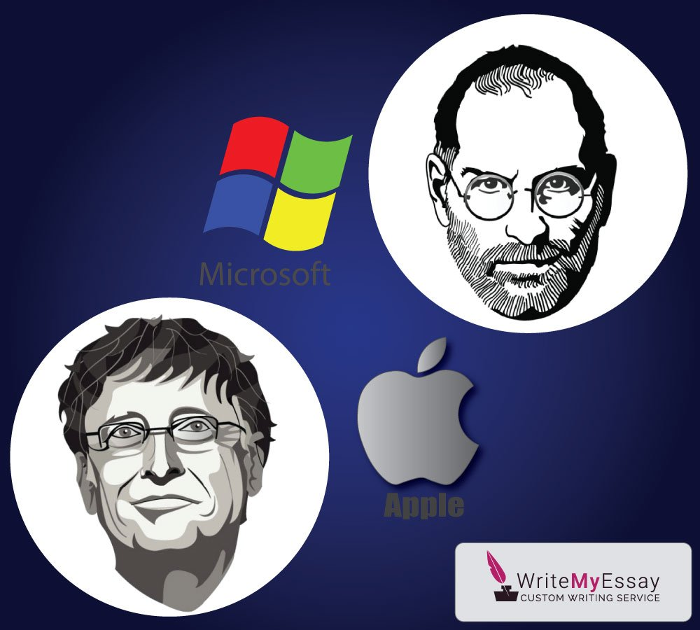 How did Bill Gates and Steve Jobs change the world? essay sample