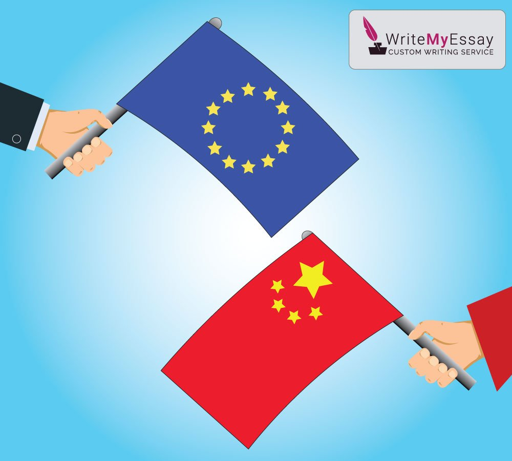How is the European economy affected by the trade policy in China? essay sample