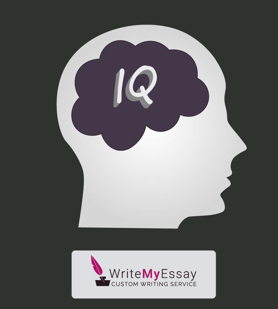 IQ. Person's intelligence . essay sample
