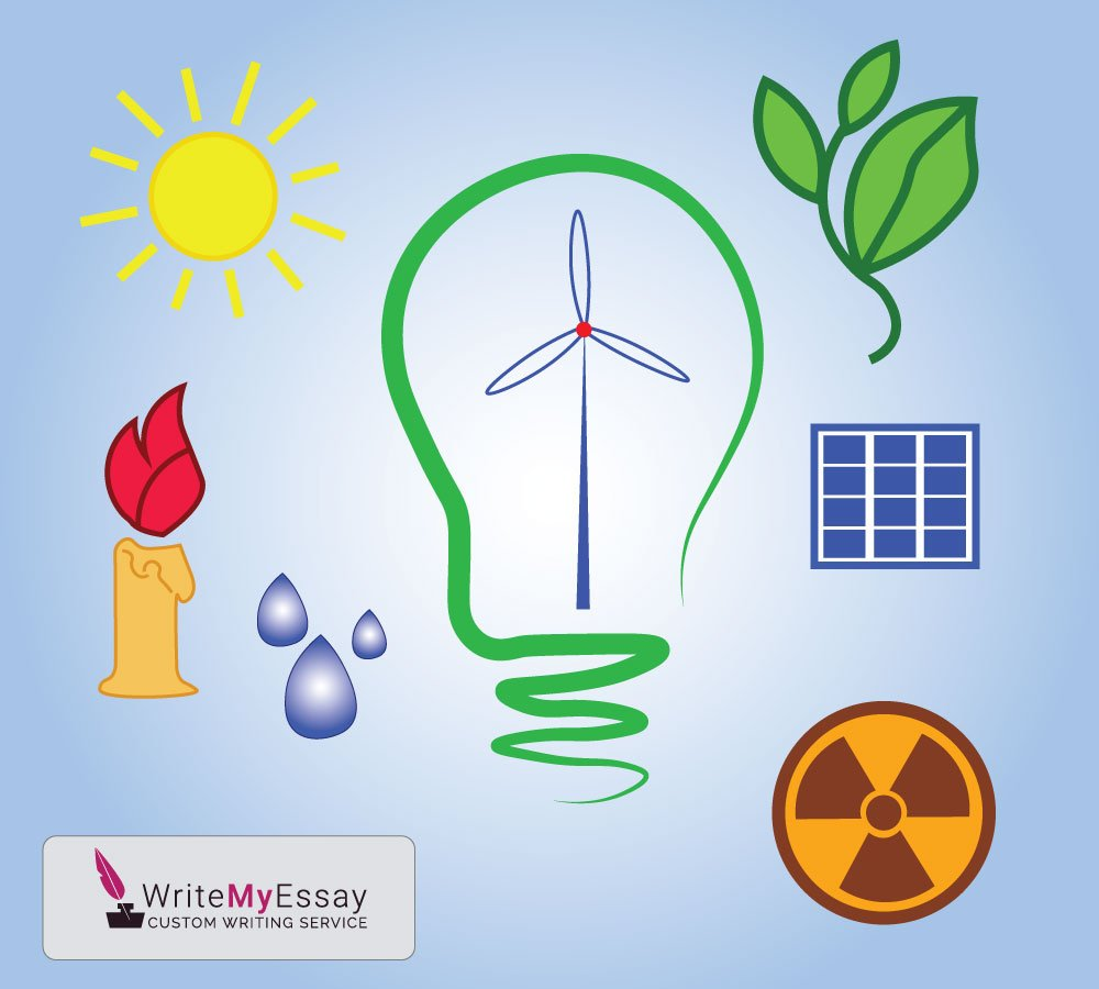 How can alternative types of energy help to preserve Earth natural resources? essay sample