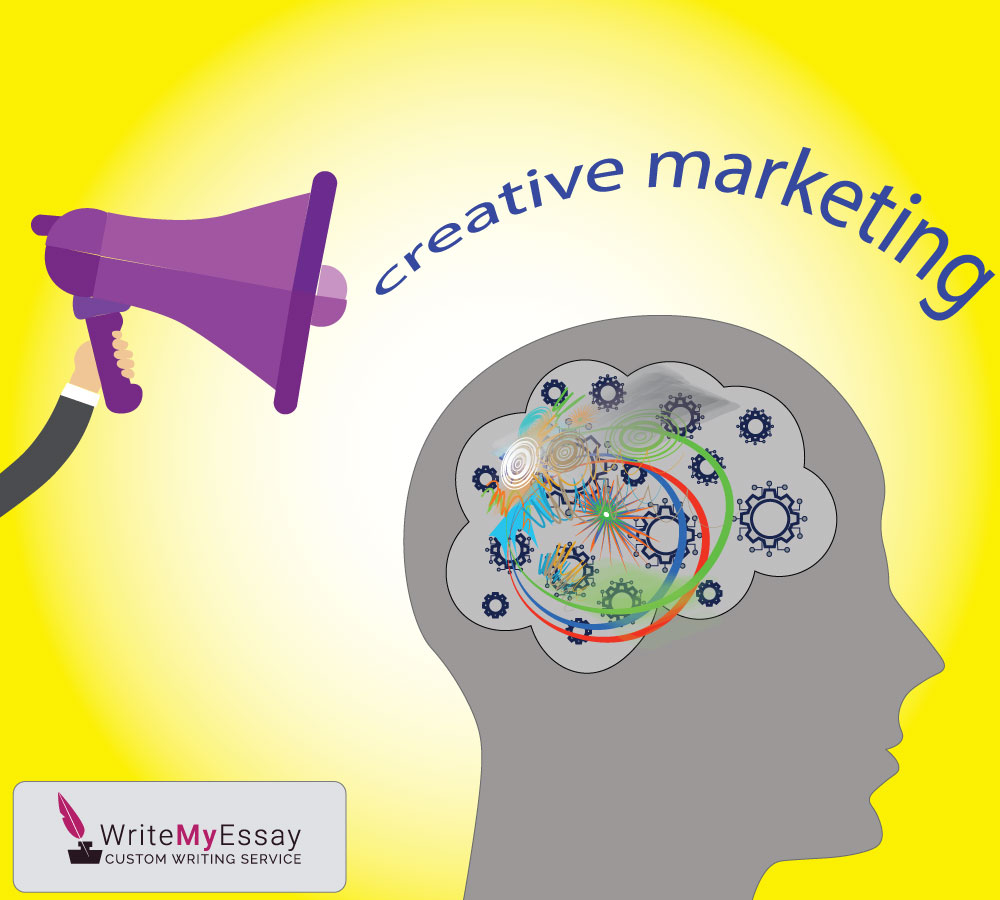How can creative marketing increase the sales? essay sample