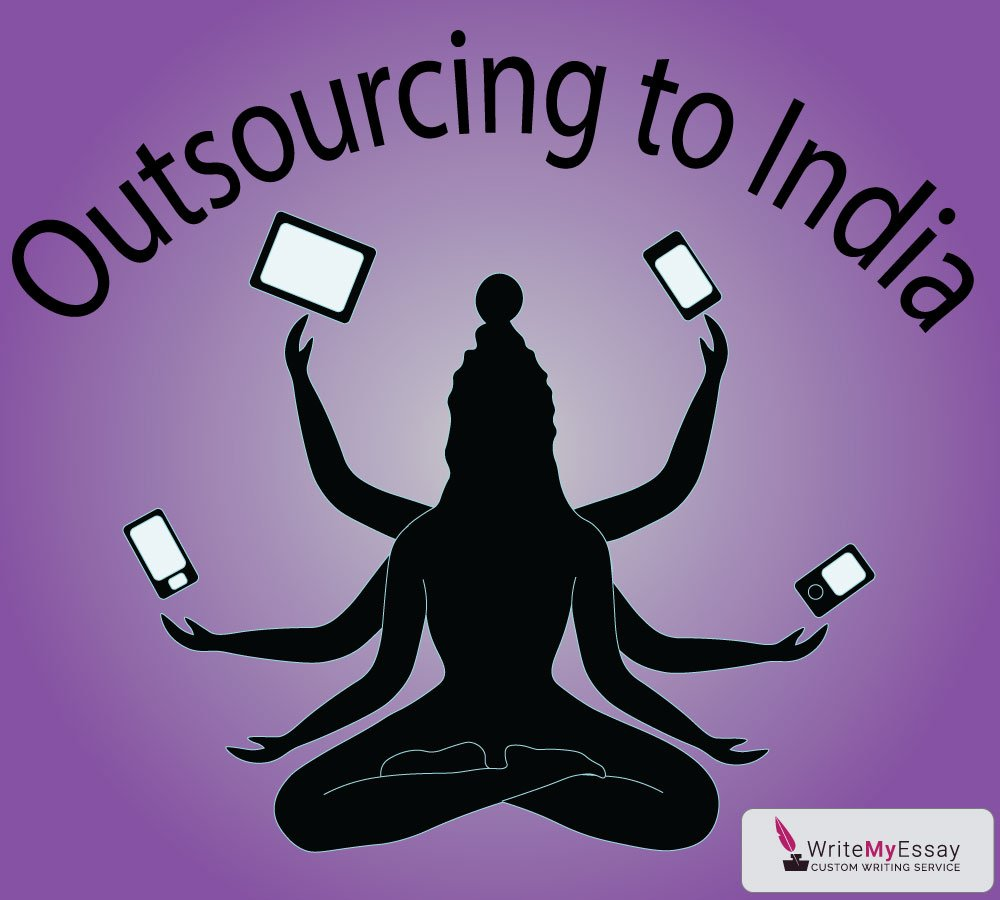 Evolving aspects of outsourcing to India essay sample