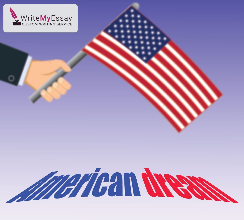 The American dream isn't dead essay sample