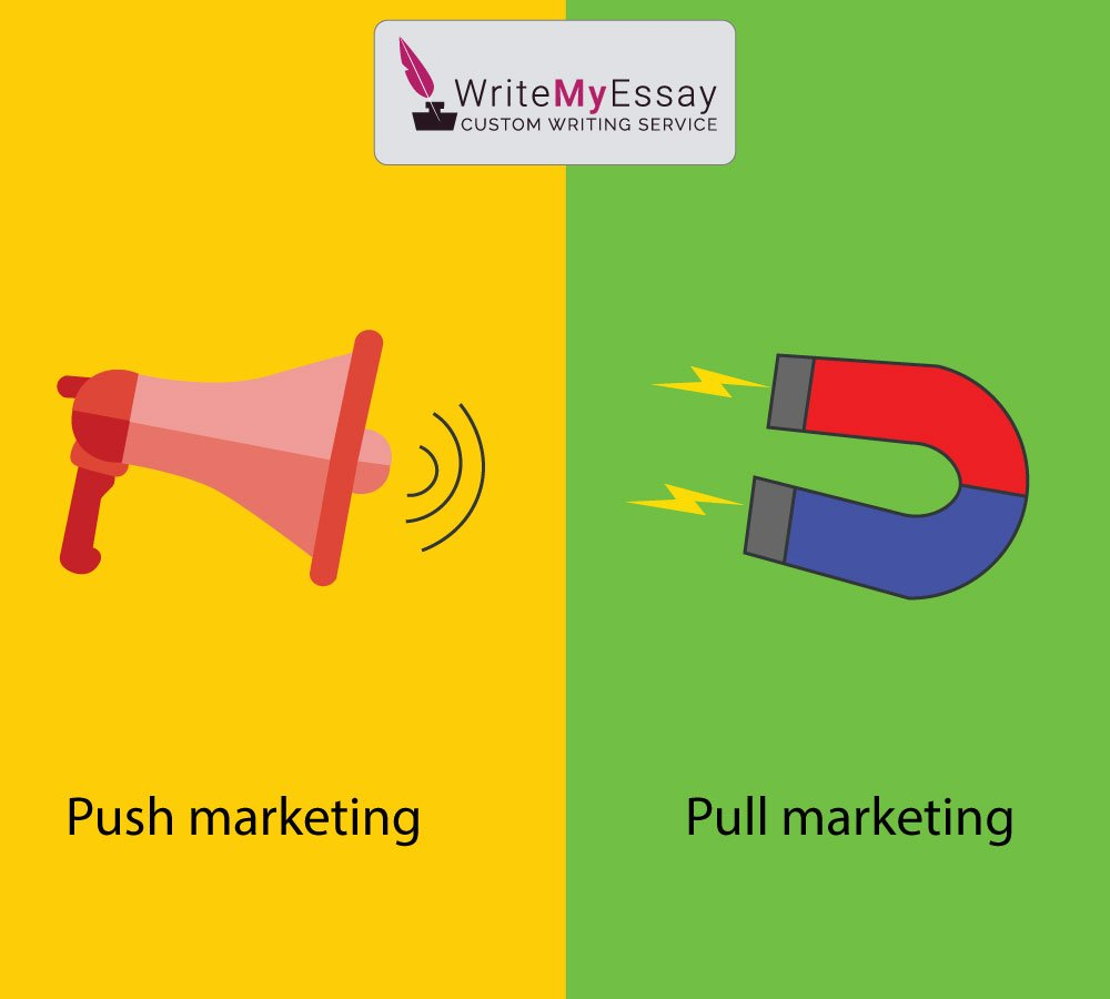 Push marketing strategy is obsolete