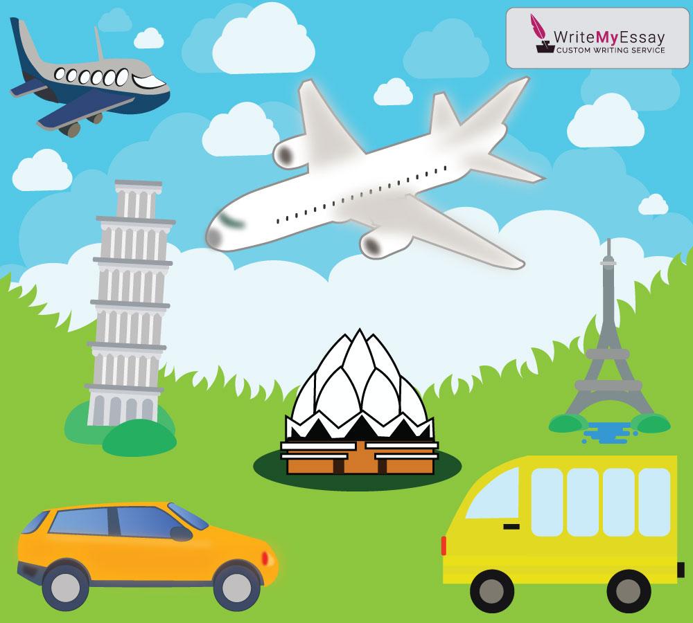 Tourism helps broaden life views