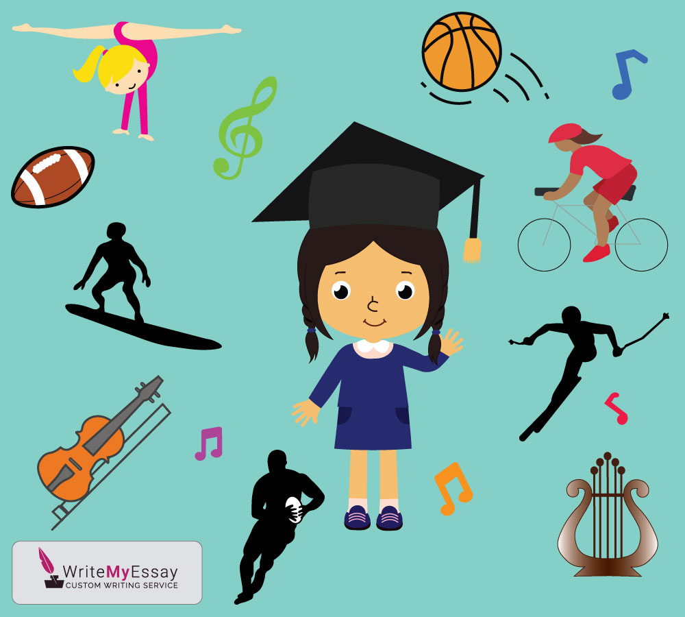 Should parents push their kids into extracurricular activities such as music or sports?