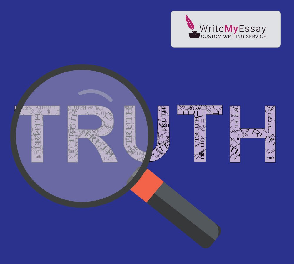 There is no single truth because it is always subjective essay sample