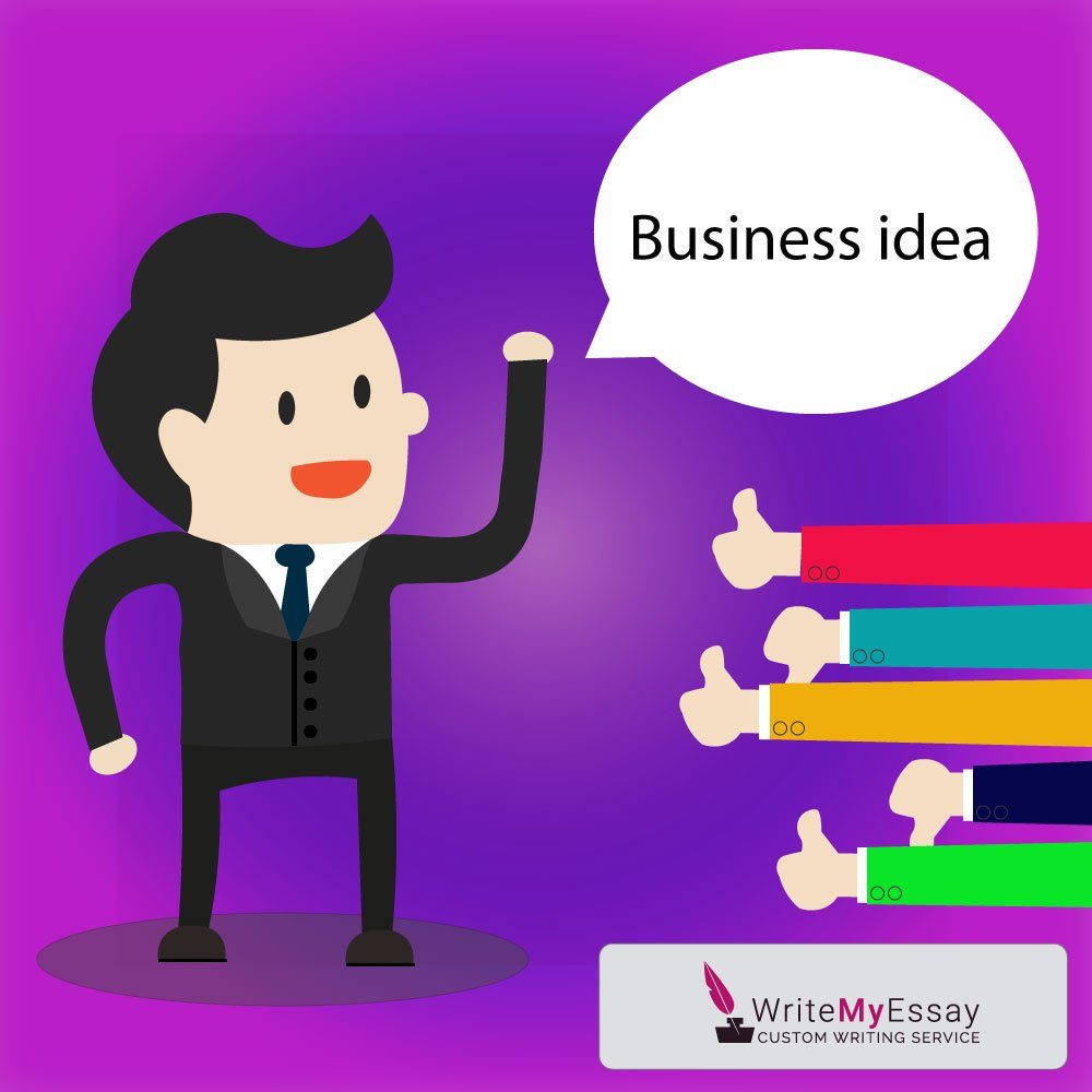 Business idea startup essay sample